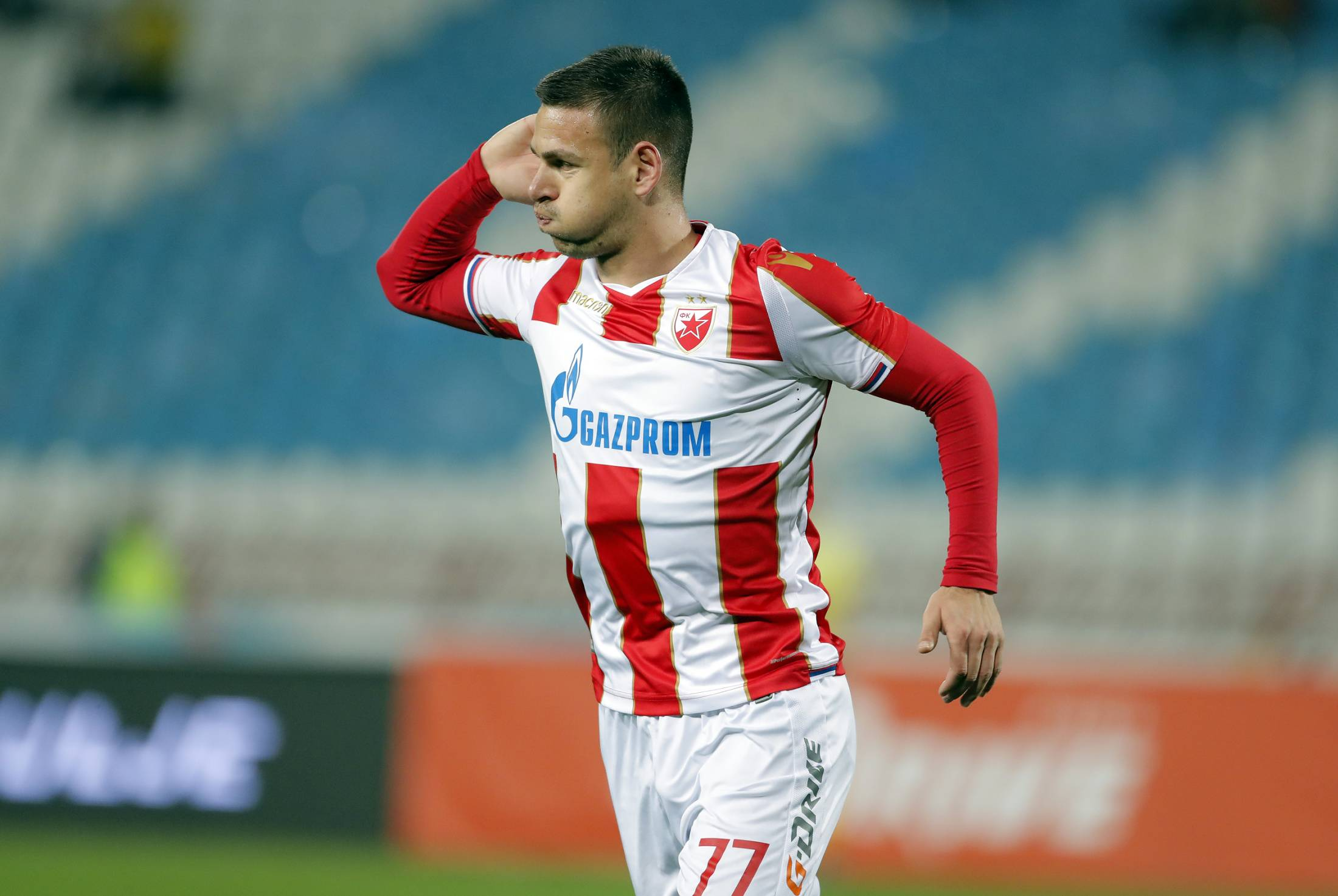 Zvezda sa tri gola ispratila Bačku za +13 u odnosu na Partizan