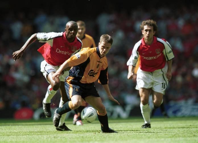 Arsenal Liverpul