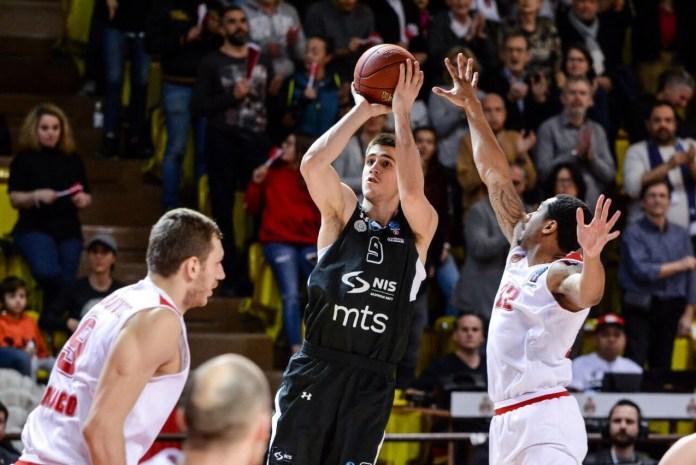 Partizan srušio Monako u Kneževini, četvrtfinale je realnost!