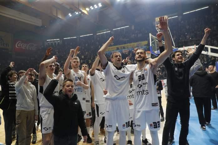 Partizan slomio šampiona: 5 stvari koje su obeležile spektakl u Pioniru
