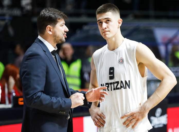 Partizan Vanja Marinković