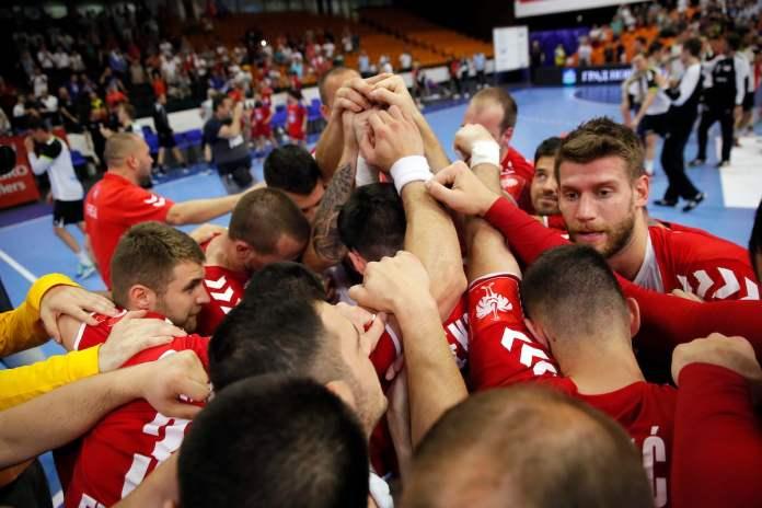 Rukometna reprezentacija Srbije Euro 2020 kvalifikacije