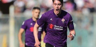 dušan vlahović-fiorentina-transfer-serija a