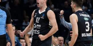 Novica Veličković, KK Partizan ABA liga