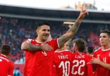 Aleksandar Mitrović-reprezentacija srbije-golovi