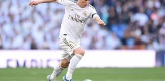 Luka Modrić FK Real Madrid FK Barselona El Klasiko