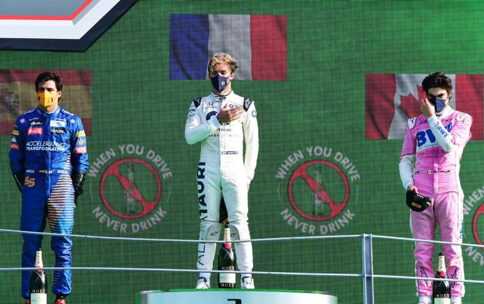 Pjer Gasli Formula 1 Tim Alfataur