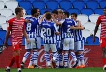 Real Sosijedad-Granada-La Liga