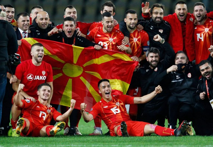 fudbal-severna-makedonija-ep-sp-nagrade-blagoja milevski-selektor