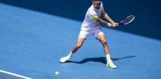 Krajinović-Australijan open