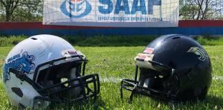 američki fudbal-prva liga srbije