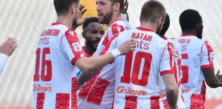 crvena zvezda-radnik-polufinale kupa srbije-rezultat-golovi