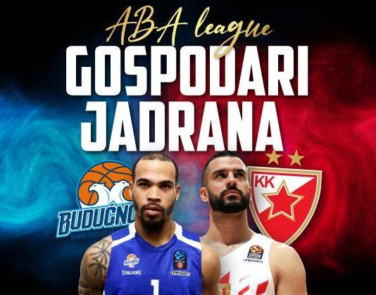 crvena zvezda-budućnost-aba liga-finale-klađenje-kvote