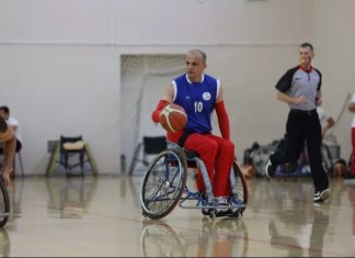 kapiten-reprezentacija-srbija-zeljko cirkovic-kosarka u kolicima-intervju-meridian-sport
