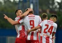 crvena zvezda-backa-super liga srbije-rezultat-golovi-marko gobeljić-milan pavkoc