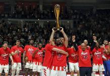 crvena zvezda-proslava titule-aba liga