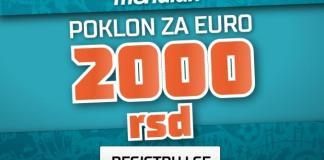 2000 dinara bonus-meridian klađenje