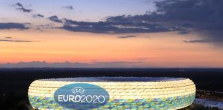 alijanc arena-nemačka-minhen-evropsko prvenstvo