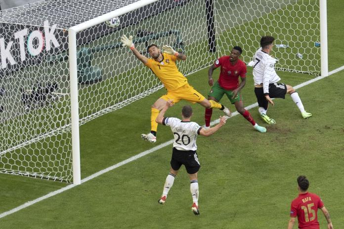 robin gosens-portugal-nemačka-evropsko prvenstvo