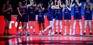 košarkašice-evropsko prvenstvo