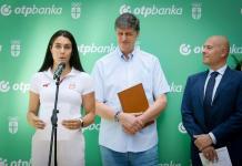 olimpijski komitet srbije-olimpijske igre-milica mandić