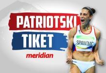 patriotski tiket