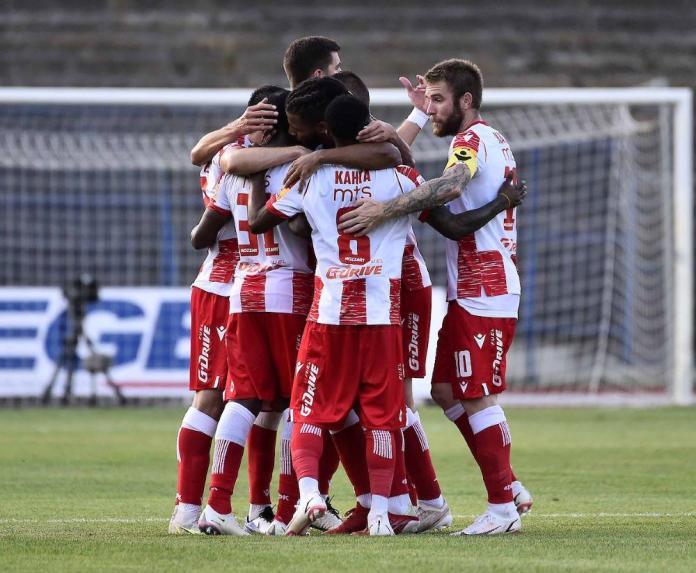 crvena zvezda-spartak-super liga sbije-rezultat-golovi-braa-liga evrope-najava