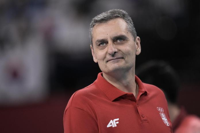 zoran terzić-odbojka-izjava-medalja-olimpijske igre-najbolji trener