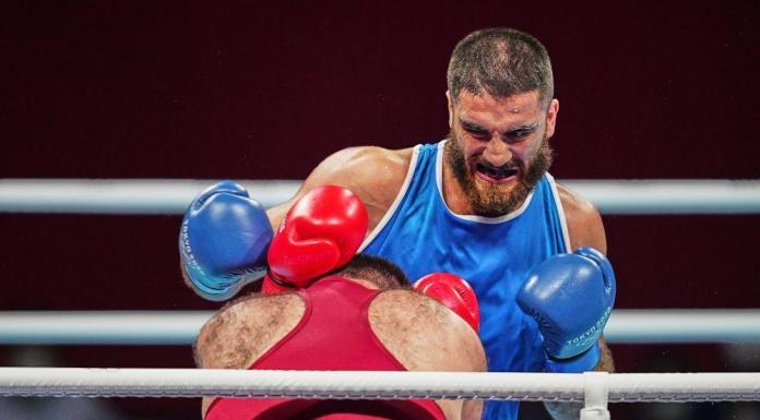 Mourad Aliev -bokser-olimpijske igre-skanda u tokiju