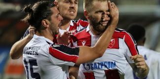 crvena zvezda-kluž-liga evrope-rezultat-golov