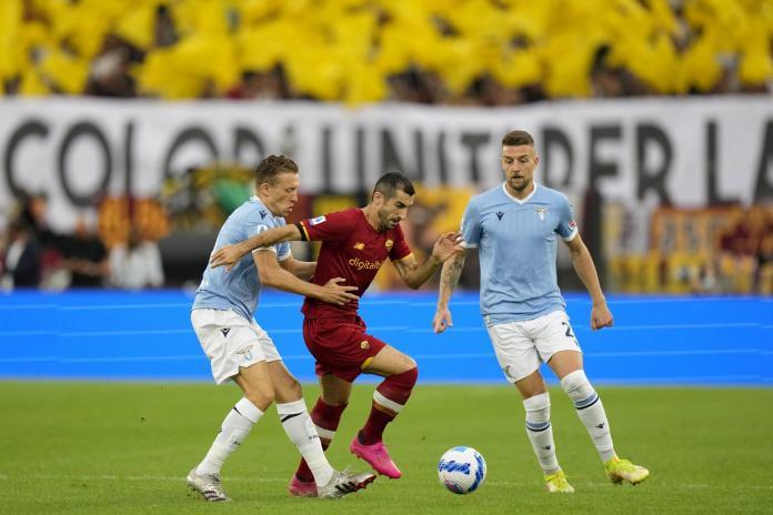 fudbal-lacio-roma-derbi