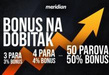 bonus na dobitak-kladionica meridian-ponuda-bonus-klađenje