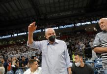 duško vujošević-partizan-novica veličković-oproštajna utakmica