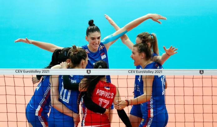 srbija-evropsko prvenstvo-odbojkasice