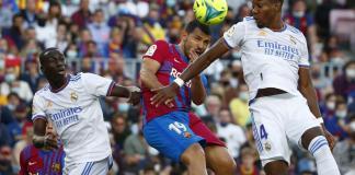 Real Madrid-Barselona-Kun Aguero- David Alaba