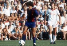 Dijego Armando Maradona-Barselona