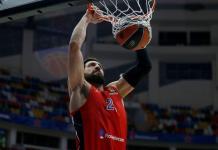 CSKA-Zenit-Evroliga-Tornike Šengelija