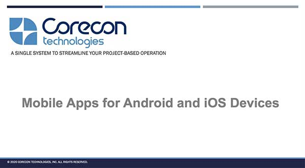 View 2020 Corecon Mobile Apps Brochure