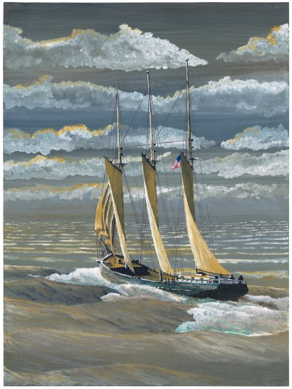 John A. Doerner – Emma Claudina. Around 1895 the Emma Claudina arrived on the 'coastwise' scene capturing much of the Central American trade routes.
