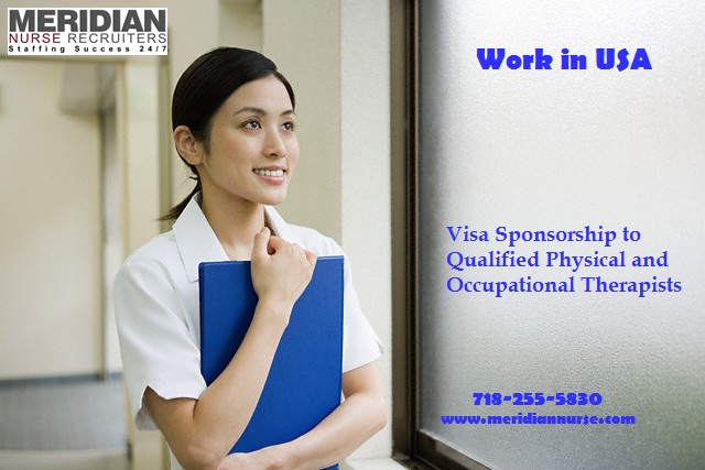 Visa Sponsorship for Physical and Occupational Therapists
