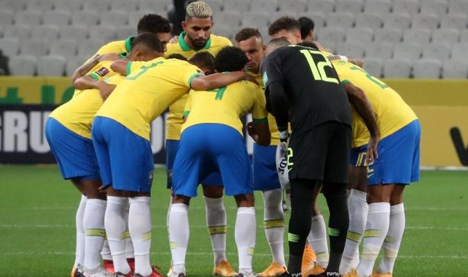 Brasil ya tiene su seleccionados/Foto cortesía