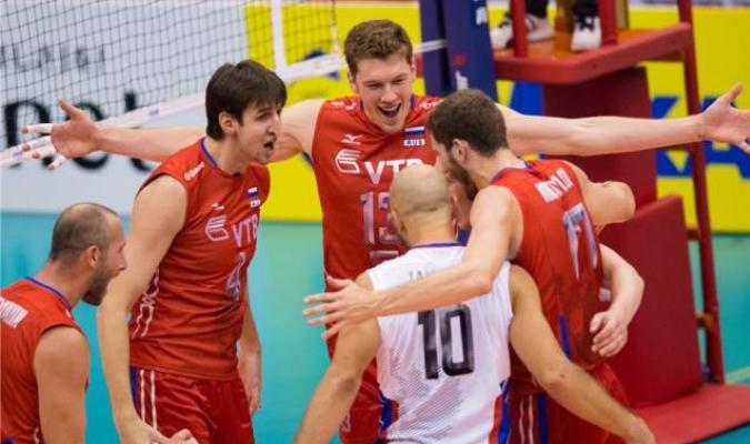 Con 2,3 millones de practicantes, el voleibol es el segundo deporte más popular en Rusia / Foto cor