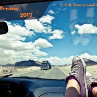 #Traveldreams2017 ... chi si ferma è perduto!