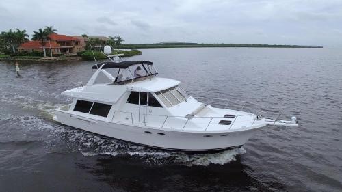 small resolution of 2007 meridian 490 with the electronic smokeless quiet 380 hp engines