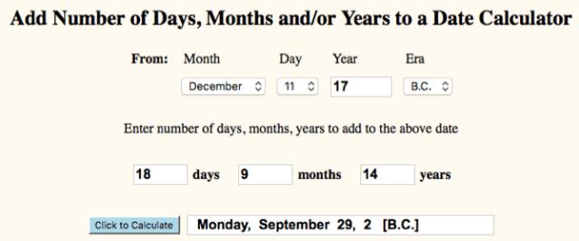 Number of Days - IC to Birth