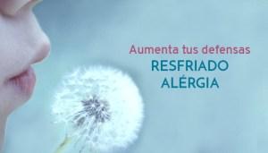 Aumenta tus defensas - prevenir alergia y resfriados con acupuntura
