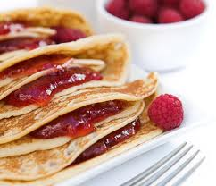 crepes frutos rojos