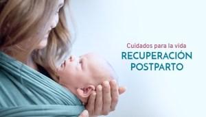 Recuperación postparto con acupuntura