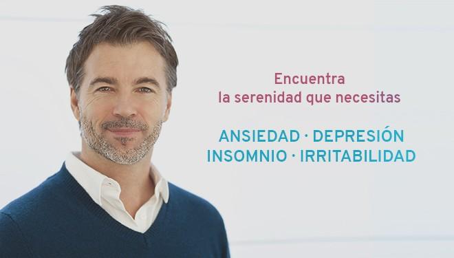 Ansiedad - Depresión - Insomnio - Irritabilidad - Tratamiento con acupuntura