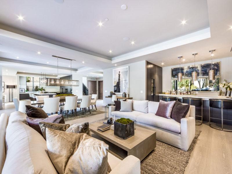 Modern  Meridith Baer Home